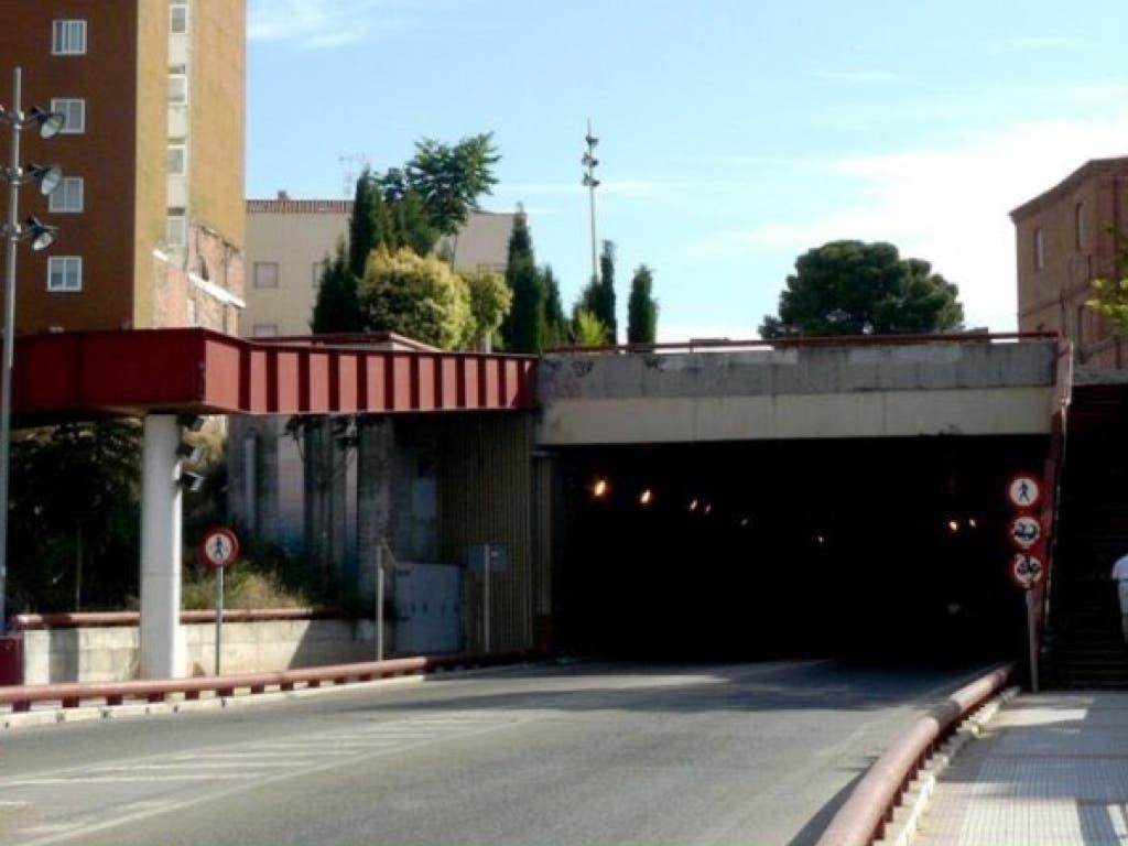 Reabierto al tráfico el túnel de Aguas Vivas en Guadalajara