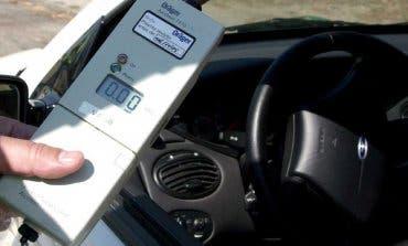 Detenido en Velilla un conductor que cuadruplicaba la tasa de alcohol permitida