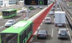 Fomento anuncia el Bus-VAO de la A-2 en plena campaña