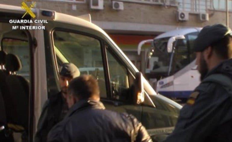 Cae una banda de butroneros por robos en empresas de Ajalvir, Algete y Arganda