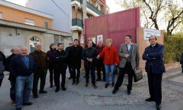 Coslada asfaltará en las próximas semanas el Sector 1 de la Cañada Real