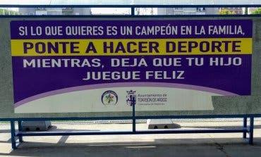 El cartel del Ayuntamiento de Torrejón que arrasa en Internet