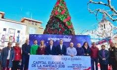 Torrejón celebra haber sido elegida Capital Europea de la Navidad 2018