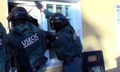 Detenido en Rivas un cabecilla de una banda que traficaba con toneladas de cocaína