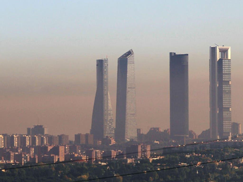 Madrid mantiene activado para el jueves el protocolo de contaminación