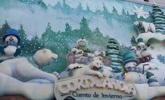 Cortylandia abre en Madrid este viernes la Navidad