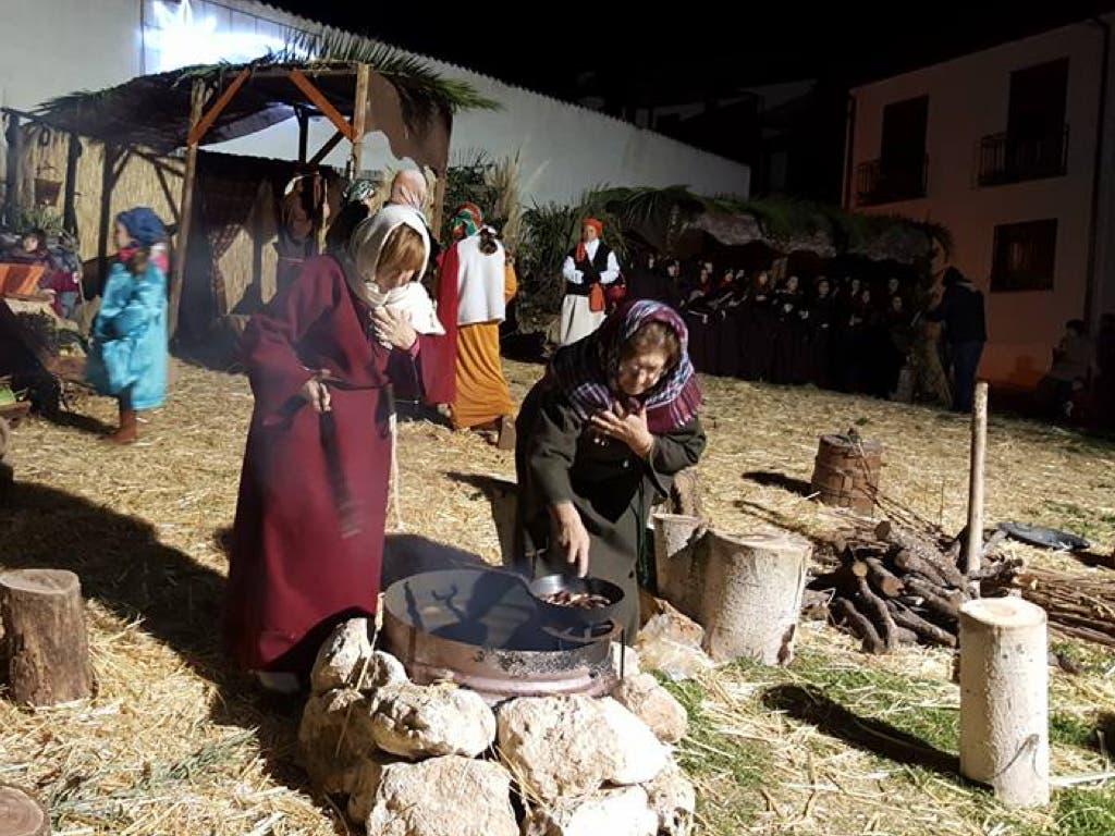 Un Cuento de Navidad por las calles de Villalbilla