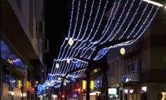 Las calles de Torrejón se preparan para el encendido navideño