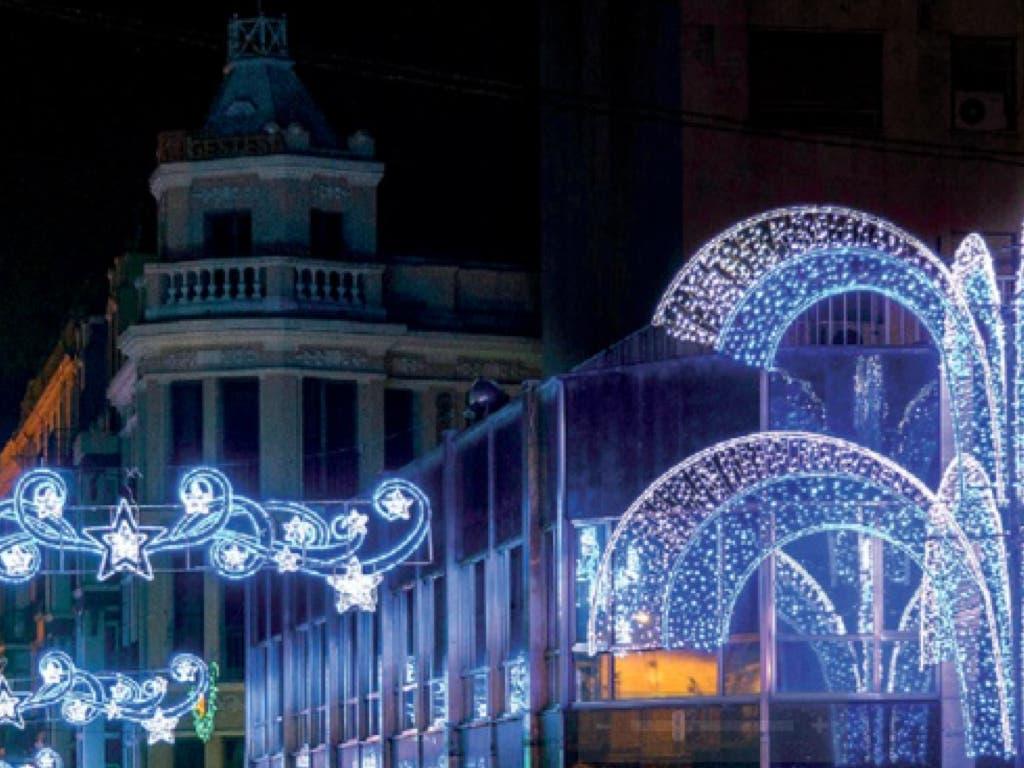 La Navidad en Guadalajara comienza el viernes con el encendido de las luces
