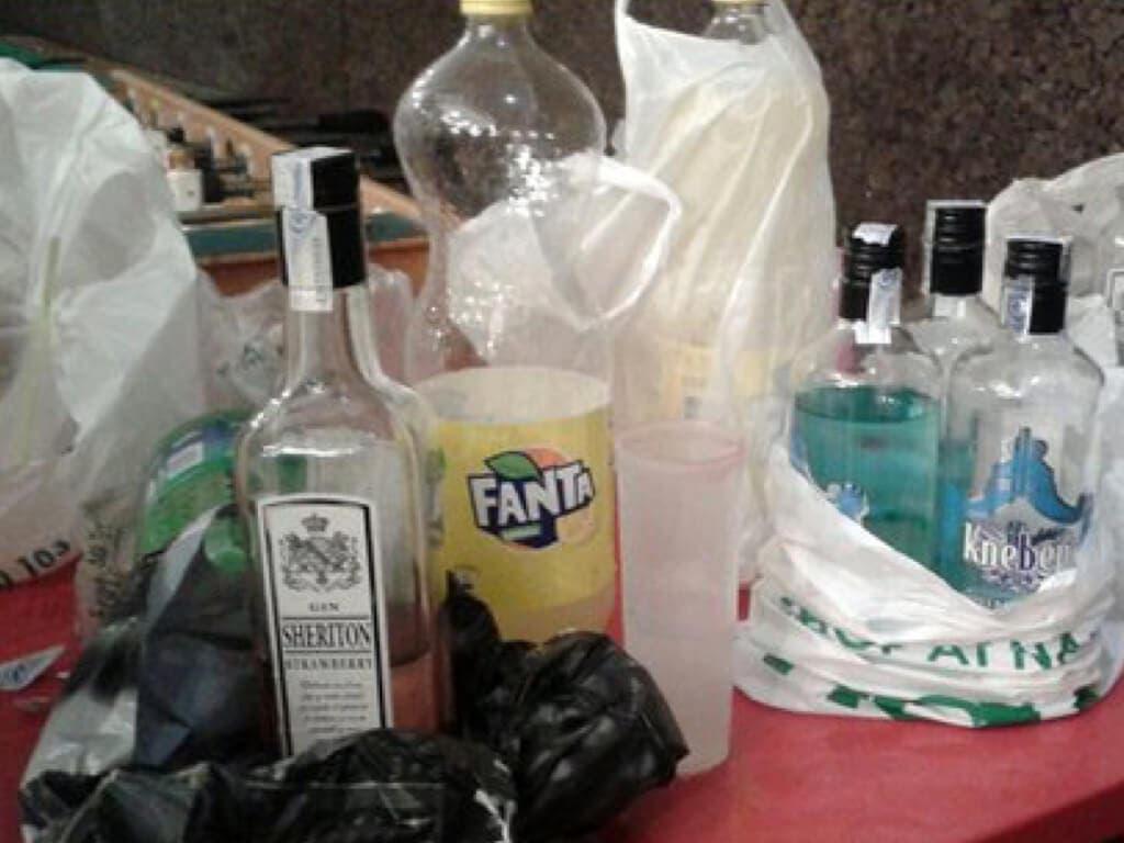 Desalojan una fiesta en Vallecas con 56 menores consumiendo drogas