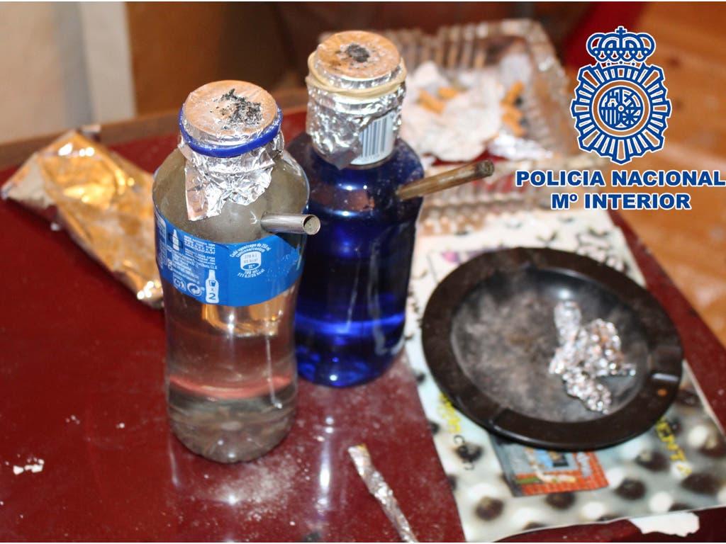 Duro golpe contra los narcopisos en Vallecas
