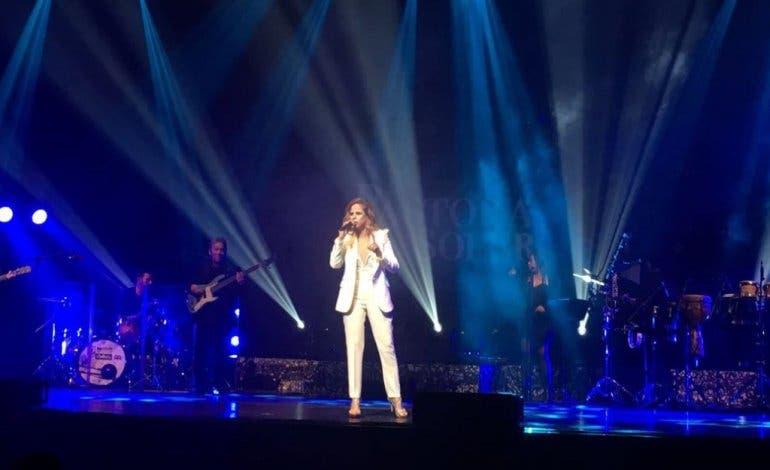 El emotivo regreso de Pastora Soler en Madrid
