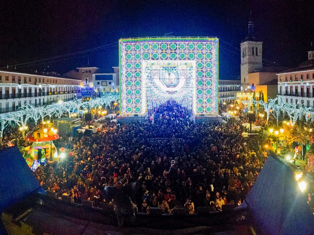 Torrejón de Ardoz, elegida Capital Europea de la Navidad 2018