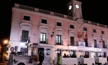 Dos trenes conectarán los dos espacios de Alcalá, Ciudad de la Navidad