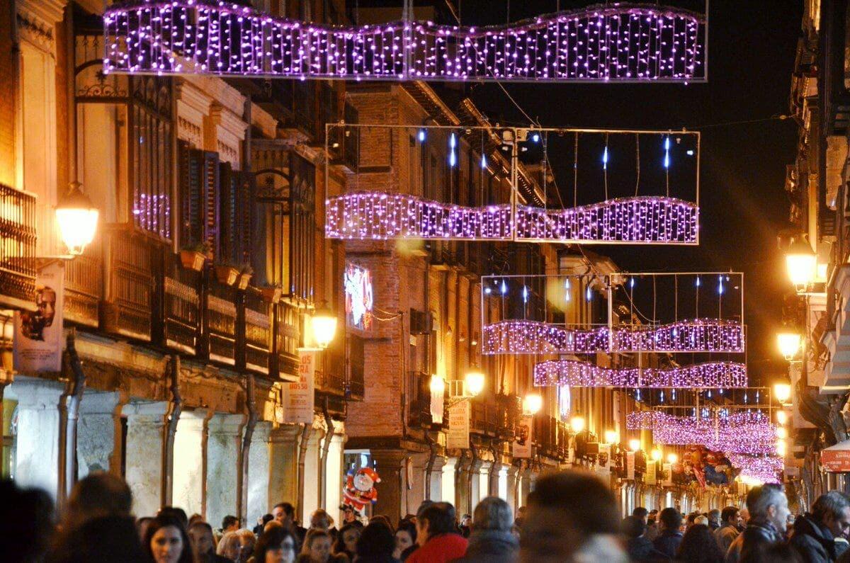 La Calle Mayor (Ayto. Alcalá).