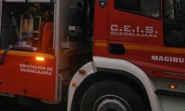 Desalojadas 110 personas por un nuevo incendio en el psiquiátrico de Yebes