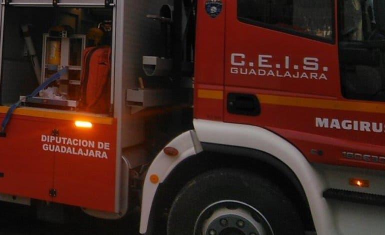 Tres heridos en un incendio en Torrejón del Rey (Guadalajara)