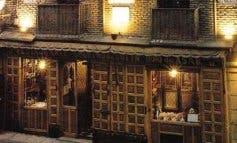 El restaurante más antiguo del mundo está en Madrid