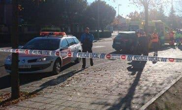 Fallece un hombre en la vía pública en Coslada