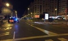 Herido grave un joven tras ser atropellado por un autobús de la EMT