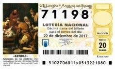 El Gordo de Navidad cae en Torrejón de Ardoz