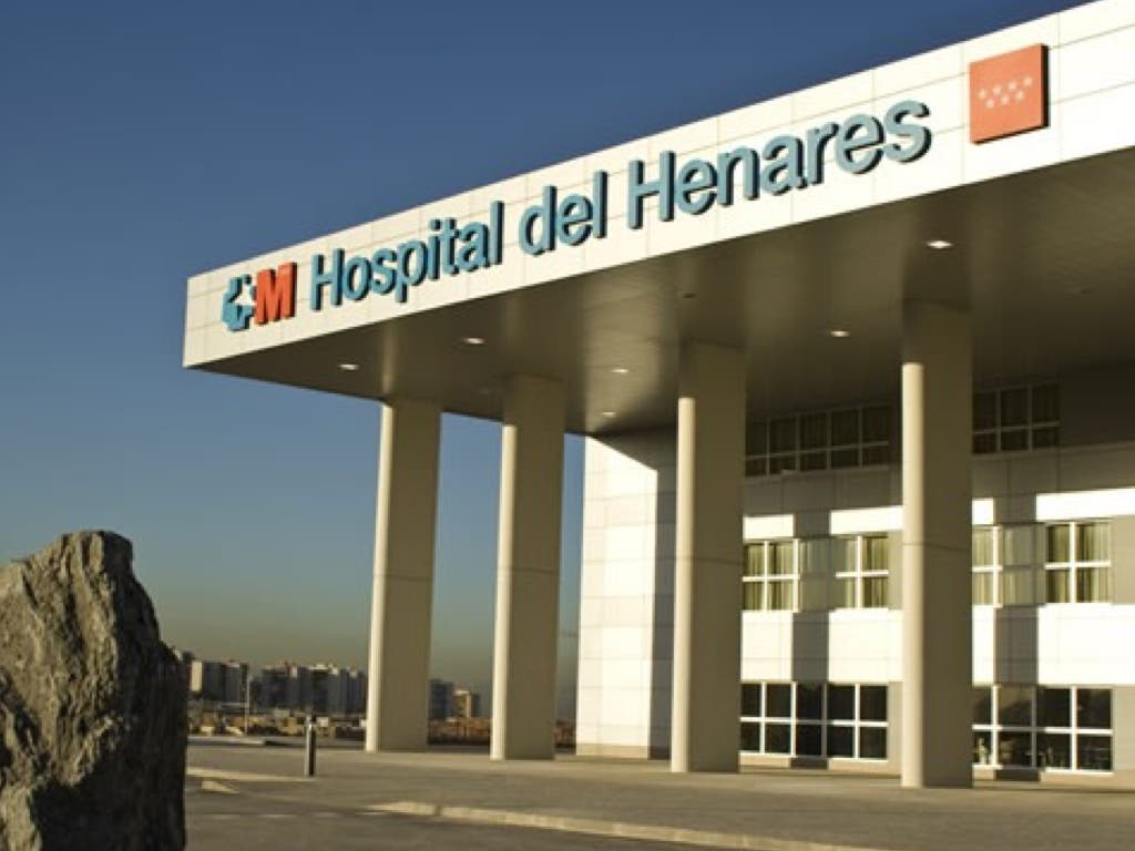El Hospital del Henares, en Coslada, ya supera los 130 ingresados por Covid-19