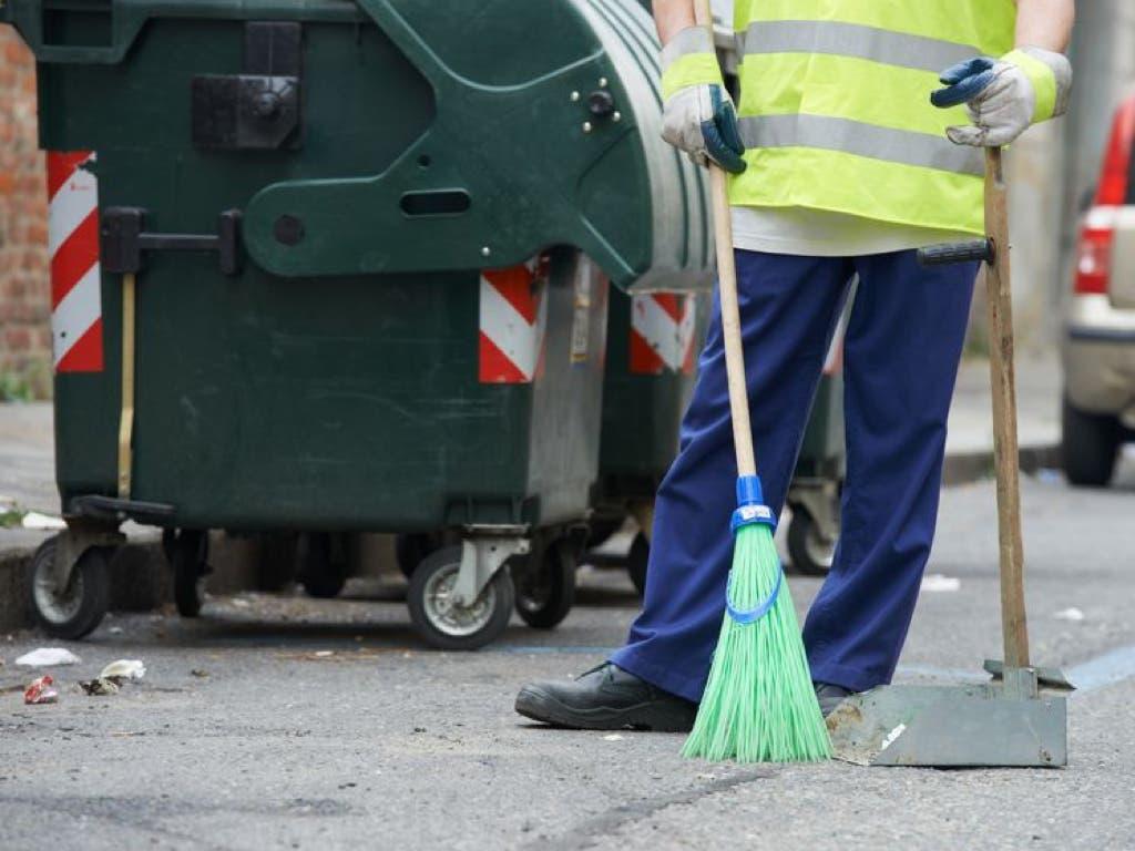 Coslada comenzará el año con una huelga indefinida de limpieza viaria