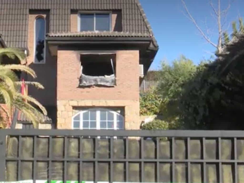 Luto en El Casar por el matrimonio fallecido tras incendiarse su casa