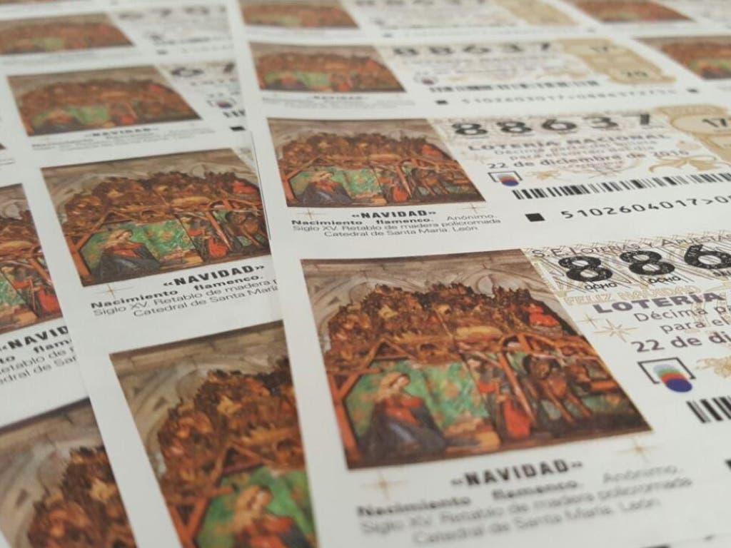 Roban Lotería de Navidad en tres administraciones de Madrid