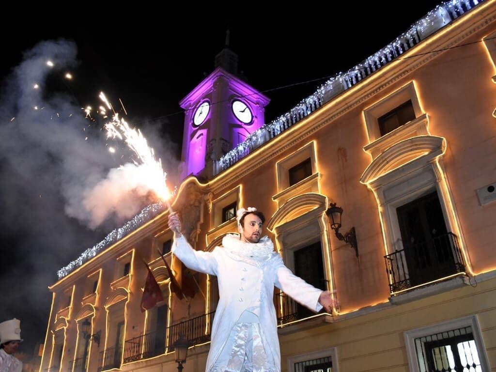 Las grandes ciudades del Henares encienden las luces de Navidad