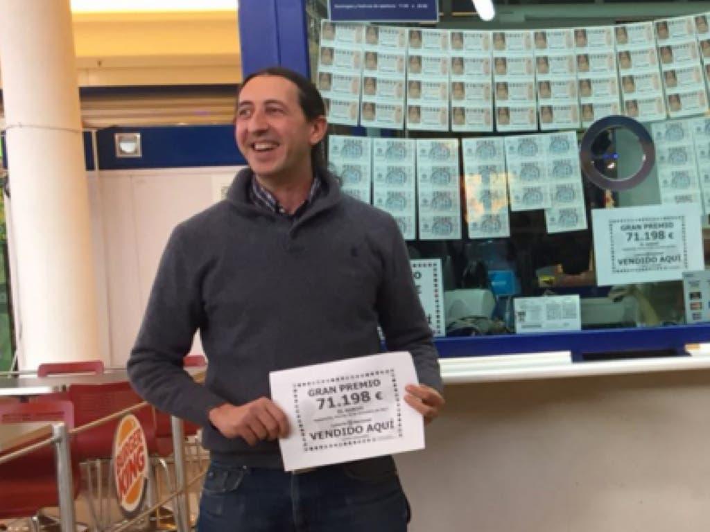 Los padres del lotero de Parque Corredor dieron el Gordo en Orbasa en 1988