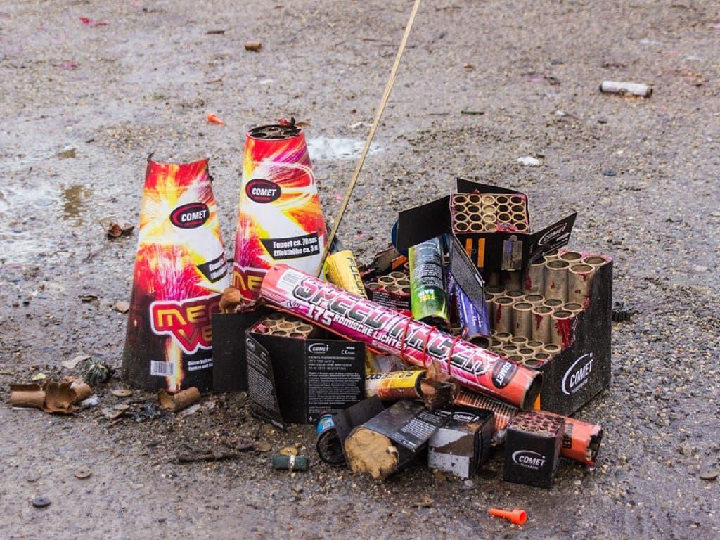 Alcalá de Henares recuerda que está prohibido lanzar petardos estas fiestas