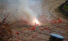 Multa de hasta 750 euros por lanzar petardos en Alcalá de Henares