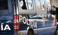 Detenido un maltratador en Vallecas tras pedir ayuda la víctima pasando notas por debajo de la puerta