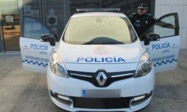 Detenido en San Fernando de Henares por agredir a su hijo menor discapacitado