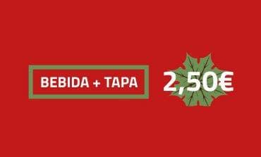 Coslada celebra este finde la Ruta de la Tapa Navideña