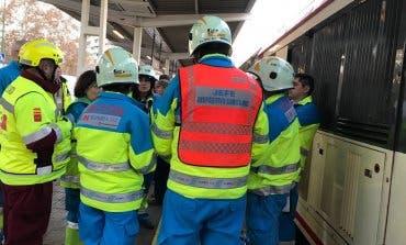 Accidente de tren en Alcala: «Había gente amontonada. Fue horrible»