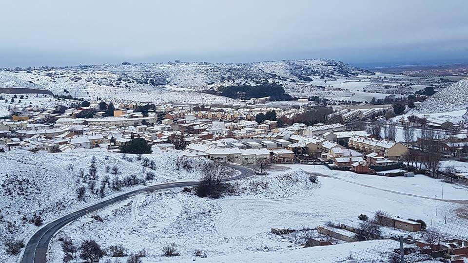Nevada en Villalbilla (@aytovillalbilla).