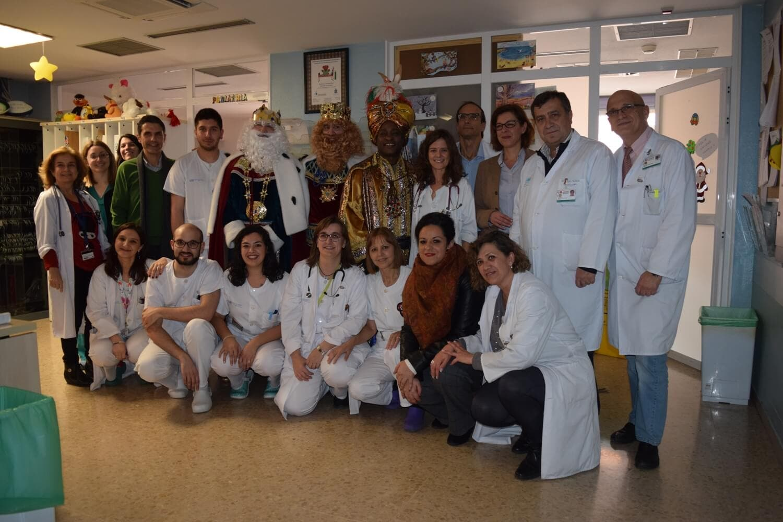 Imágenes: Hospital de Alcalá.