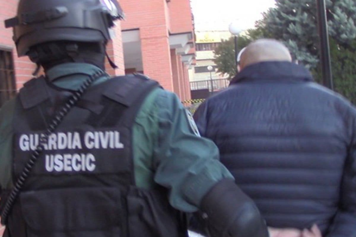 Cae una peligrosa banda de albaneses acusada de 200 robos en Madrid