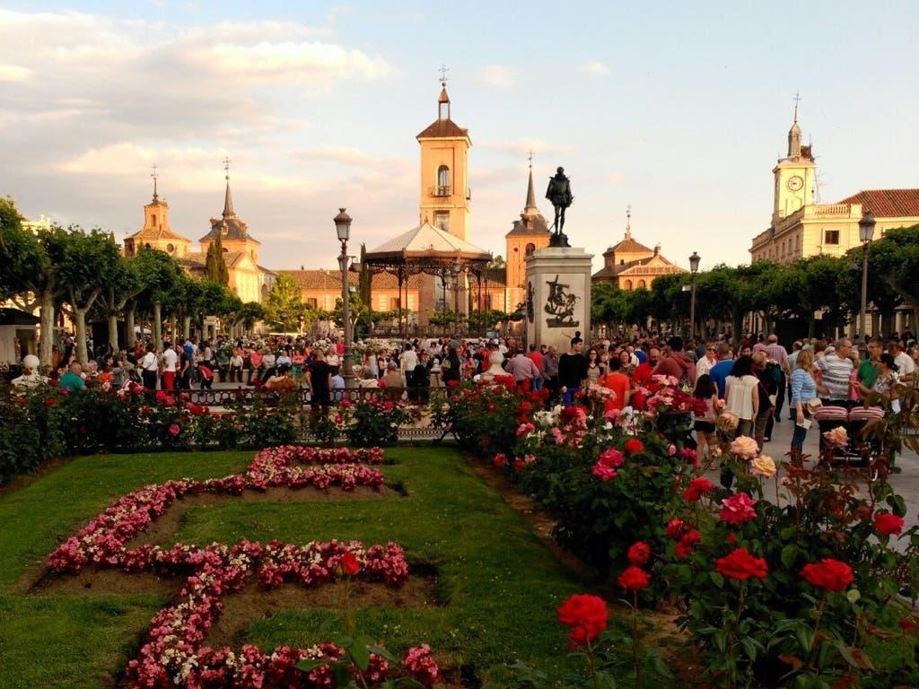 La peatonalización del centro de Alcalá de Henares empezará en junio