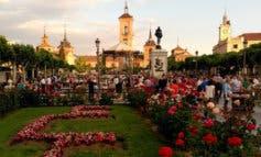 Crecen los turistas que eligen visitar Alcalá de Henares en verano