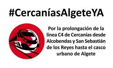 Vecinos de Algete pasan la noche encerrados para pedir la llegada de Cercanías