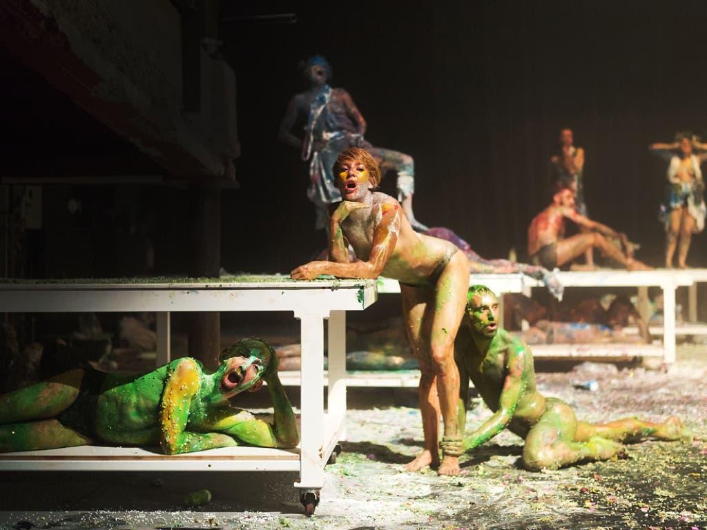 Llega a Madrid una obra de teatro con 24 horas de sexo explícito