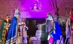 Tres carrozas sorpresa en la Cabalgata de Reyes de Guadalajara
