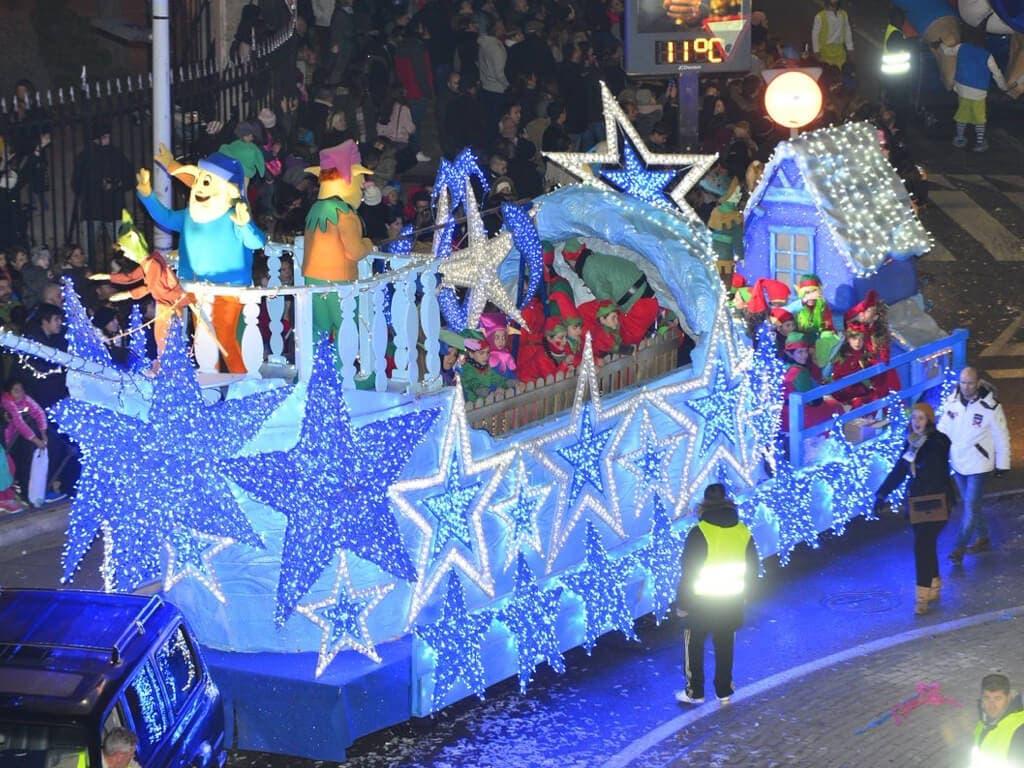 Los Reyes Magos llegan a Socuéllamos cargados de ilusión y regalos