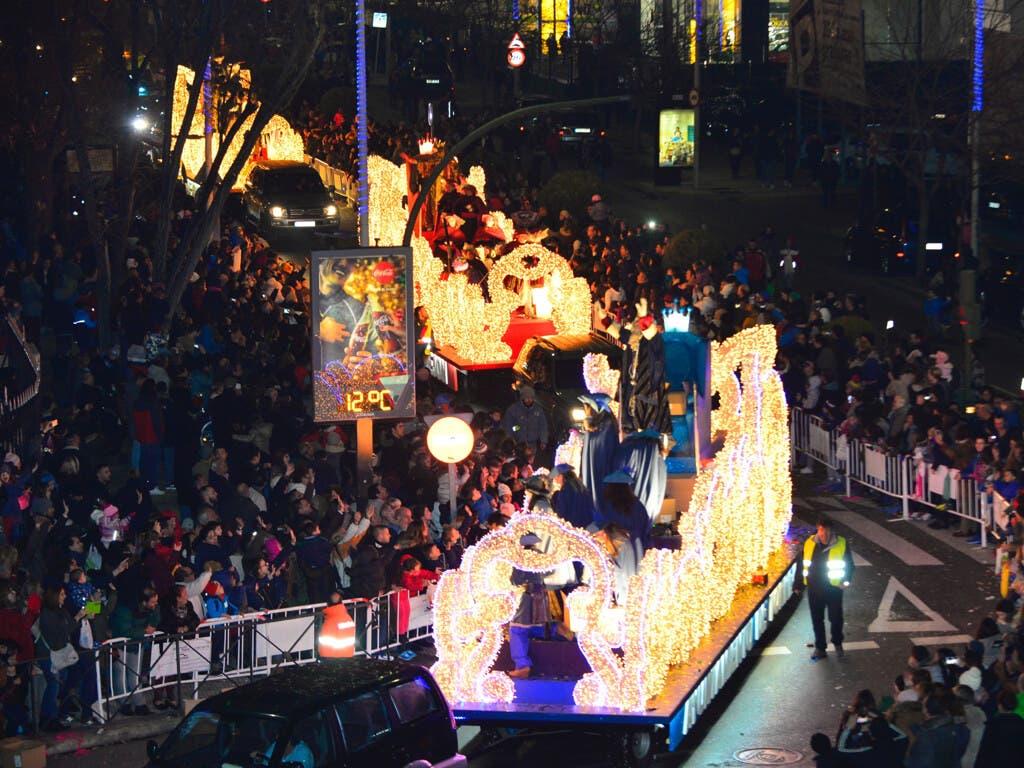 Así será la Gran Cabalgata de Reyes de Torrejón de Ardoz