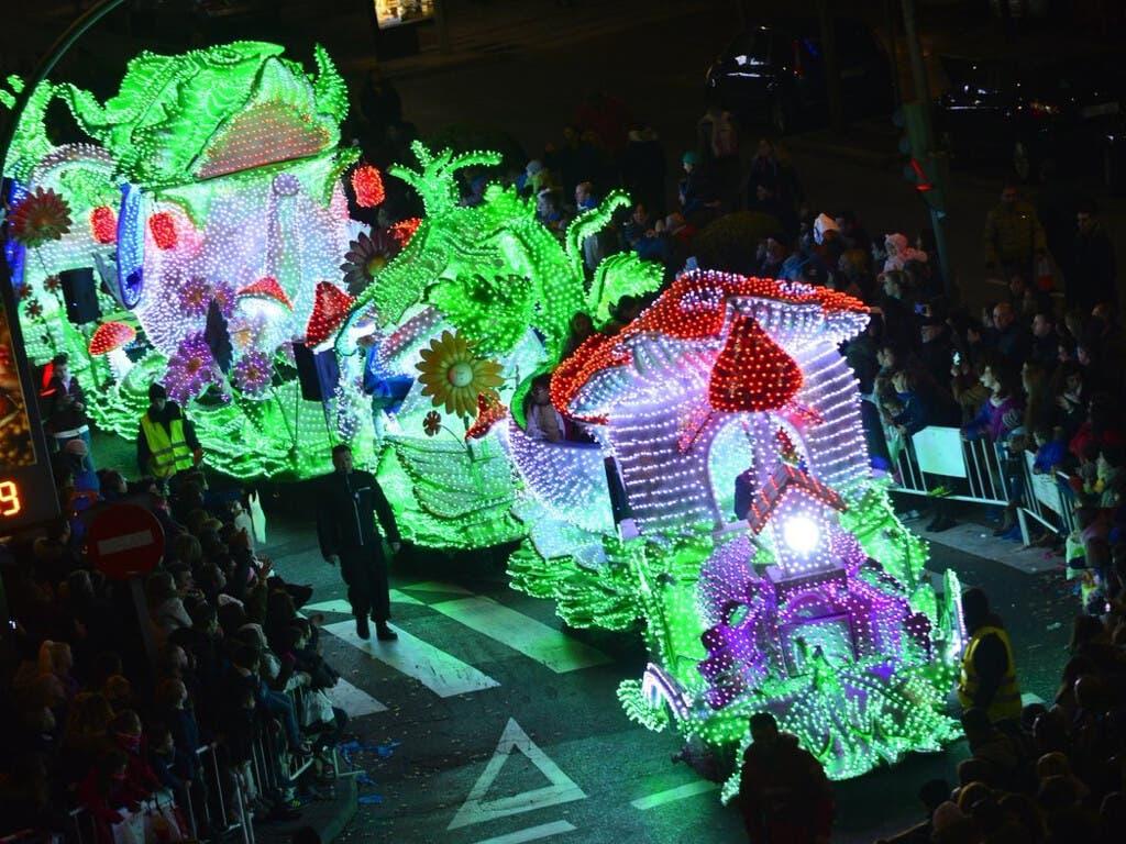 Los Reyes Magos llegarán a la Comunidad de Madrid con frío y lluvia