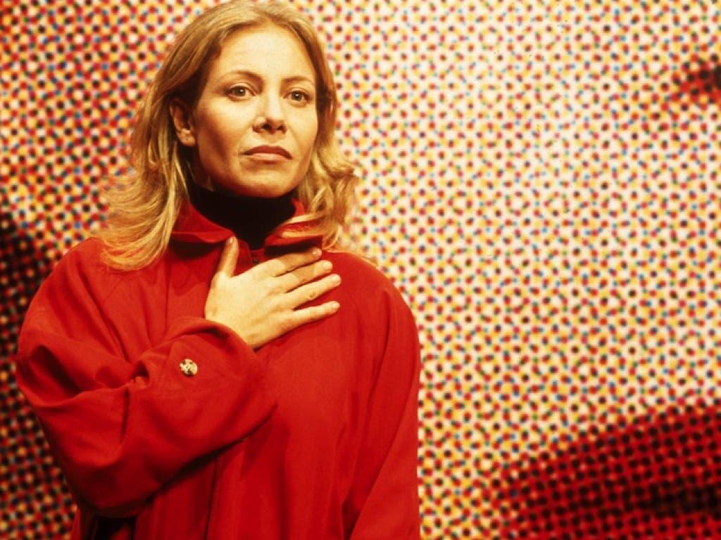 La actriz Cecilia Roth asegura que fue violada en Madrid