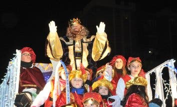 Novedades en la Cabalgata de Reyes de Coslada